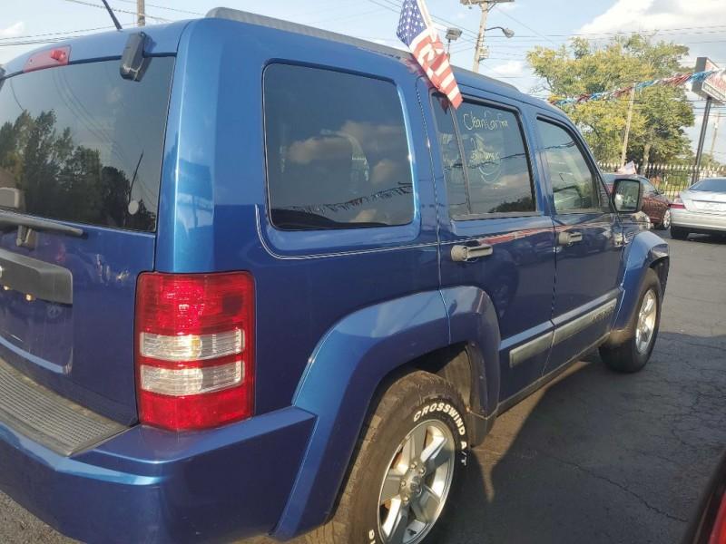Jeep LIBERTY 2010 price $8,670