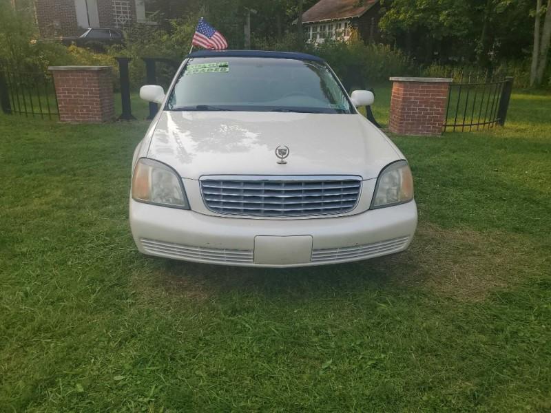 Cadillac DEVILLE 2002 price $4,675