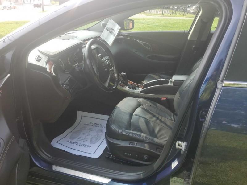 Buick LACROSSE 2012 price $8,690