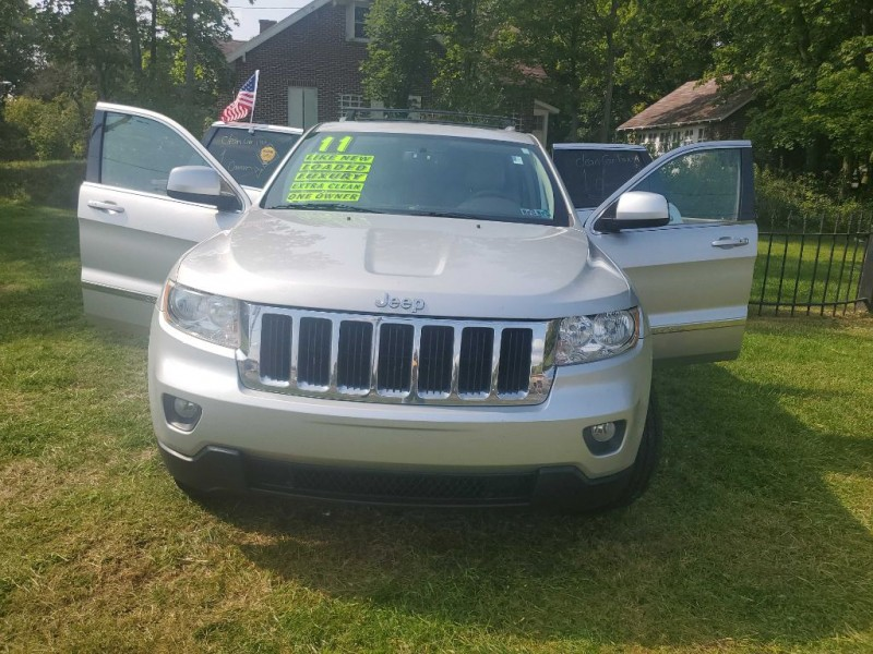 JEEP GRAND CHEROKEE 2011 price $10,795