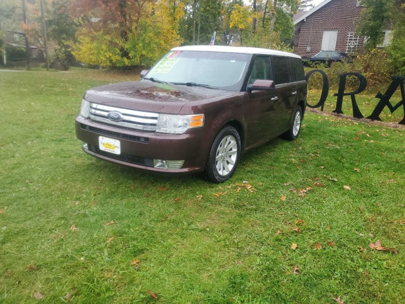 FORD FLEX 2010 price $8,999