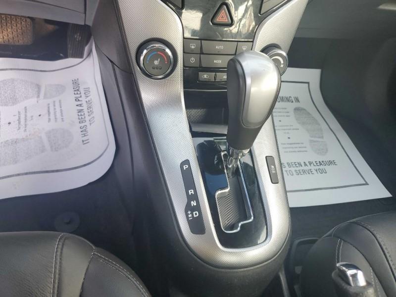 Chevrolet CRUZE 2013 price $7,315