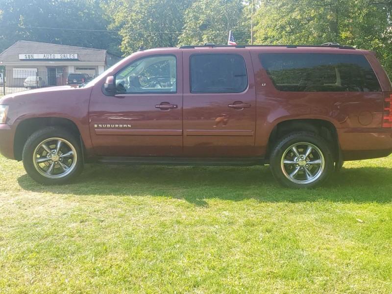 Chevrolet SUBURBAN 2008 price $11,130