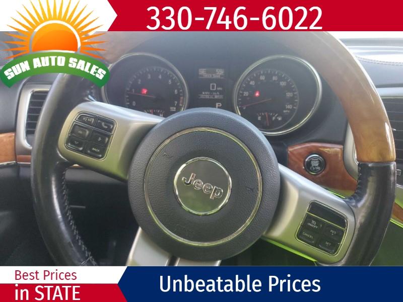 JEEP GRAND CHEROKEE 2012 price $11,235