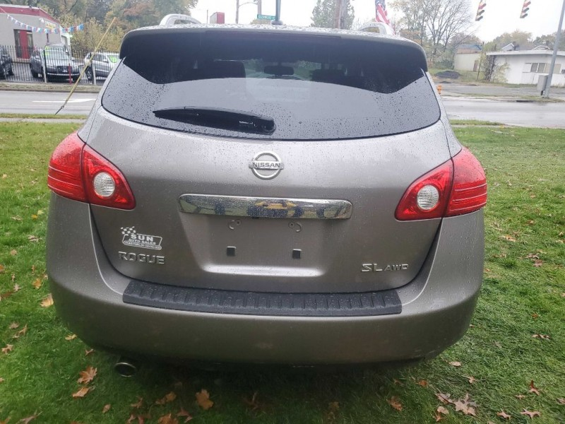 Nissan ROGUE 2011 price $7,865