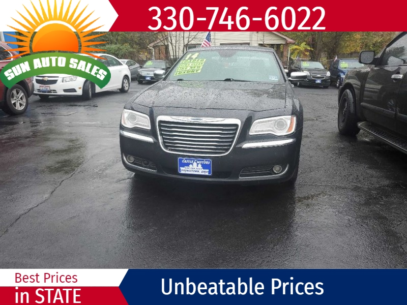 CHRYSLER 300C 2014 price $8,495