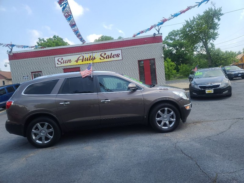 BUICK ENCLAVE 2010 price $9,500