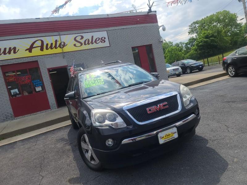 GMC ACADIA 2012 price $11,245
