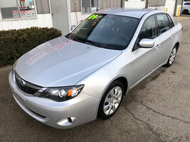 Subaru Impreza Sedan 2009 price $4,500