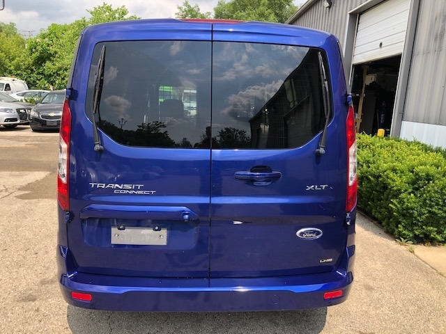 Ford Transit Connect Wagon 2014 price $9,395