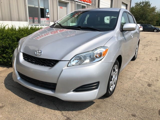 Toyota Matrix 2009 price $6,950