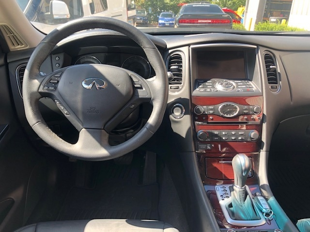 Infiniti QX50 2017 price $17,500