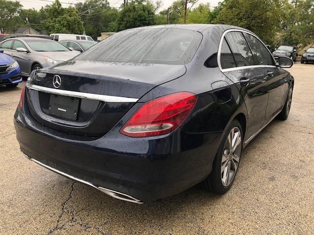 Mercedes-Benz C-Class 2017 price $19,900