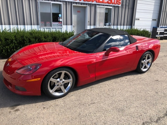 Chevrolet Corvette 2005 price $19,400