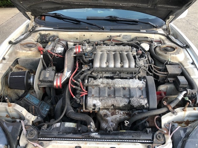 Mitsubishi 3000GT 1998 price $6,499