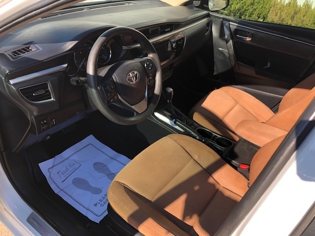 Toyota Corolla 2015 price $10,799
