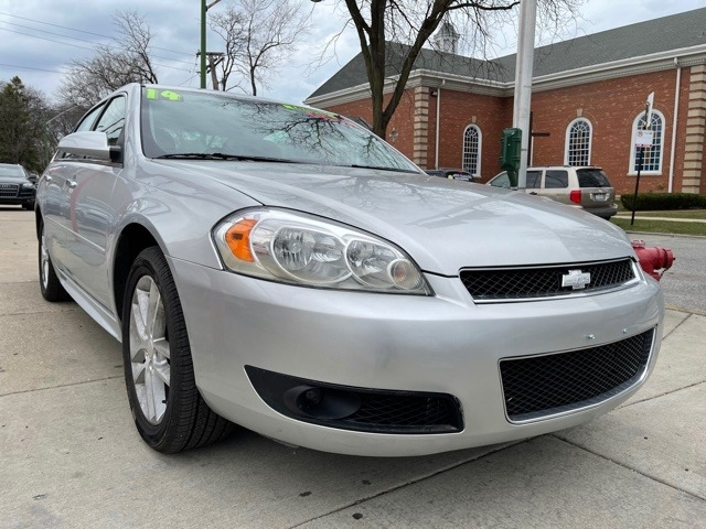 Chevrolet Impala Limited 2014 price $7,950