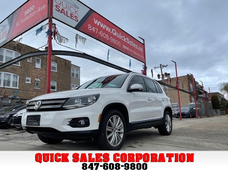 Volkswagen Tiguan 2013 price $11,950