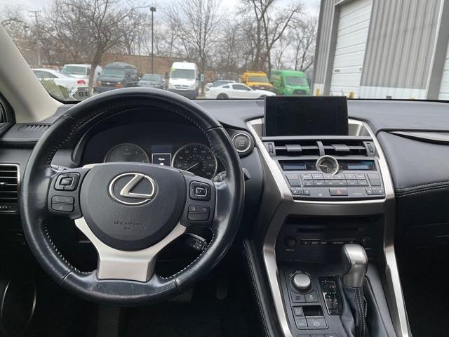 Lexus NX 200t 2017 price $22,950