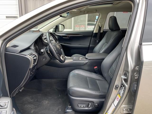 Lexus NX 2018 price $25,950