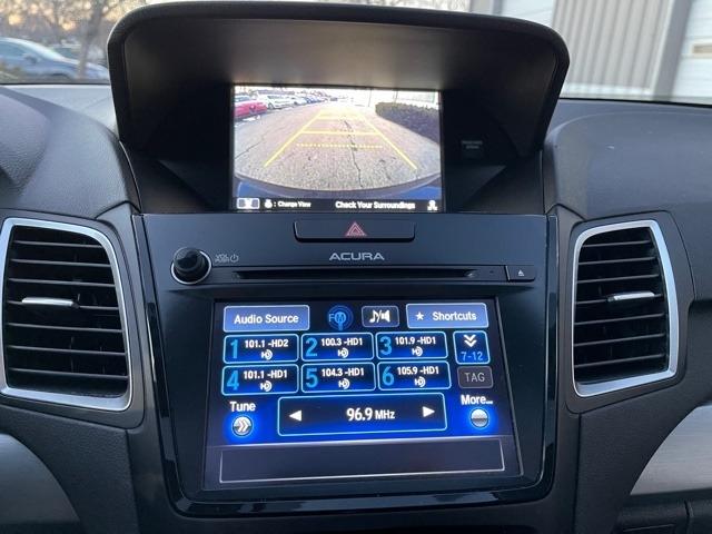 Acura RDX 2017 price $19,750