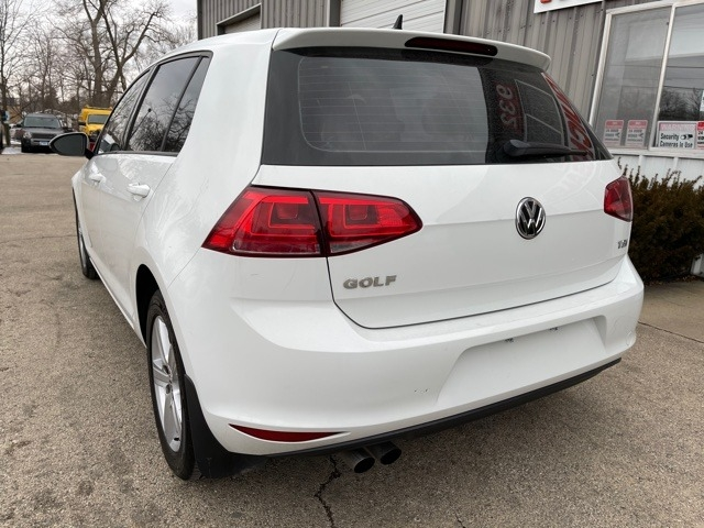 Volkswagen Golf 2017 price $14,900