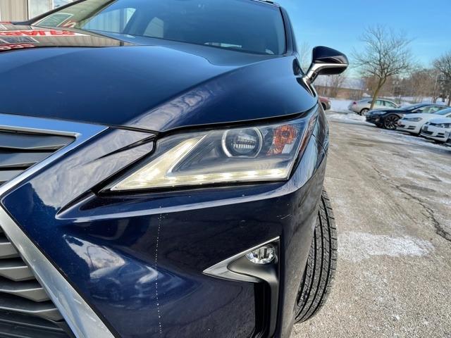 Lexus RX 2017 price $30,950