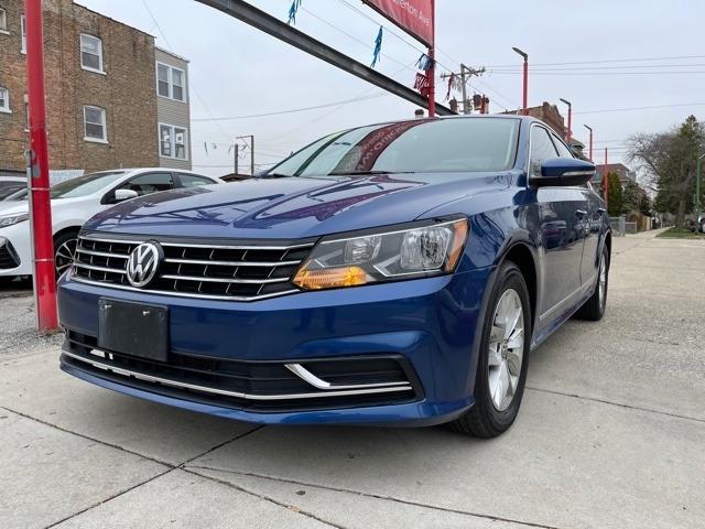 Volkswagen Passat 2016 price $11,450