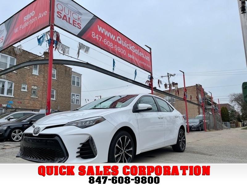 Toyota Corolla 2018 price $9,500