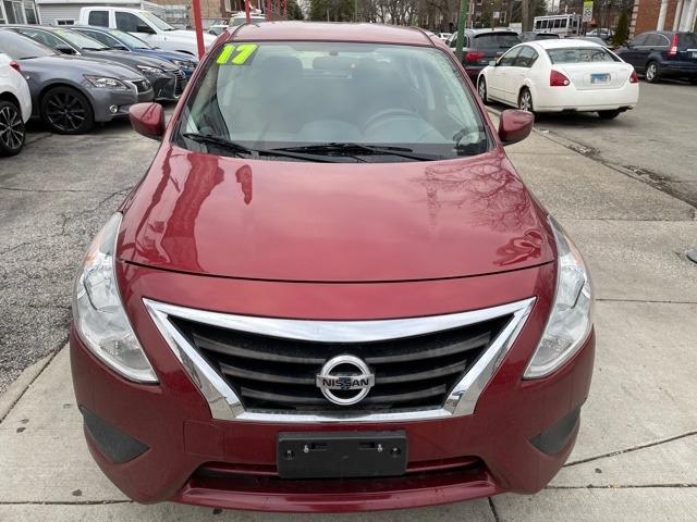 Nissan Versa Sedan 2017 price $8,500