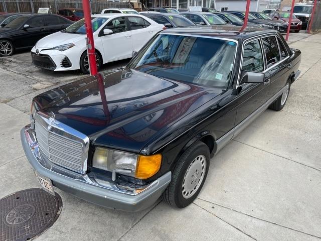 Mercedes-Benz 300 Series 1986 price $5,999