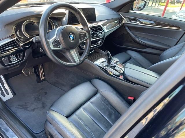 BMW 5-Series 2018 price $38,950