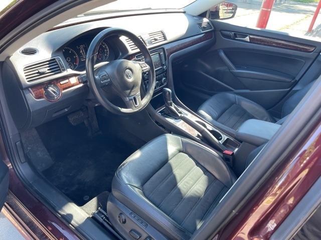 Volkswagen Passat 2013 price $10,950