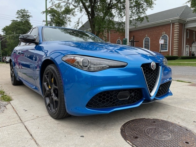 Alfa Romeo Giulia 2019 price $26,500