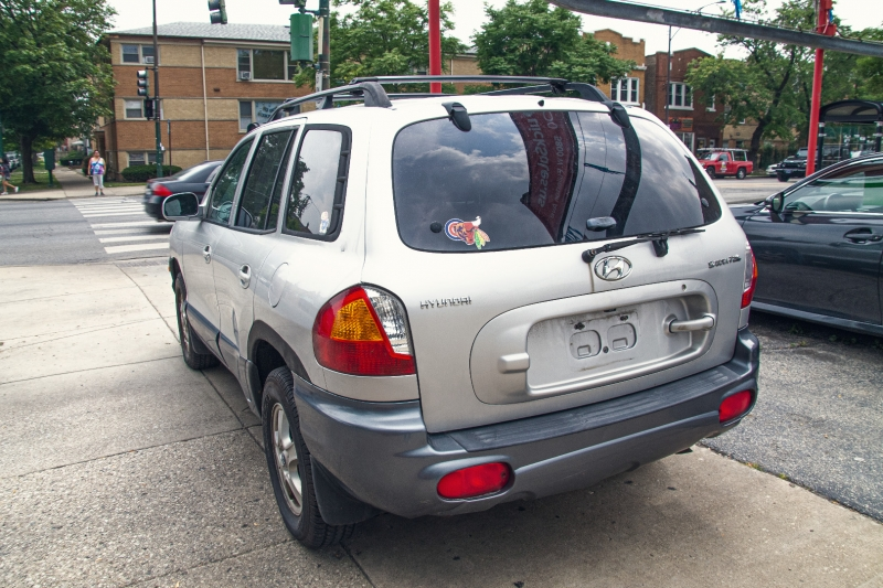 Hyundai Santa Fe 2003 price $3,999