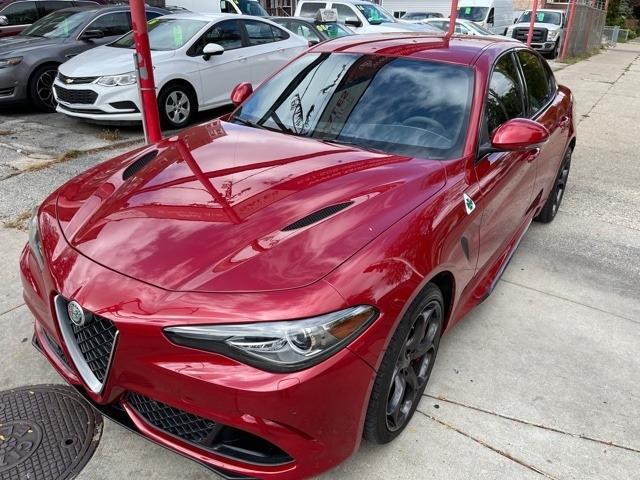 Alfa Romeo Giulia Quadrifoglio 2018 price $43,995