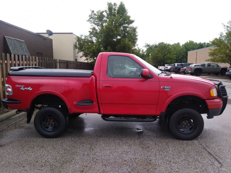 FORD F150 2001 price $5,500
