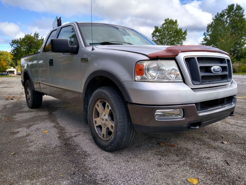 FORD F150 2004 price $4,995