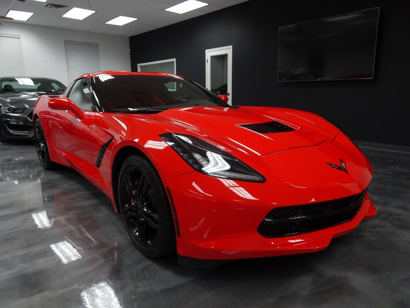 Chevrolet Corvette 2016 price