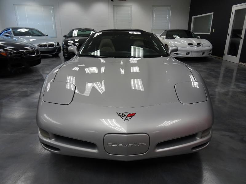 Chevrolet Corvette 1997 price