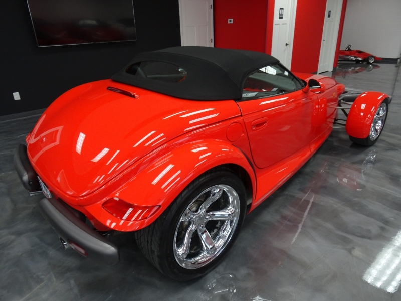 Plymouth Prowler 1999 price $37,995