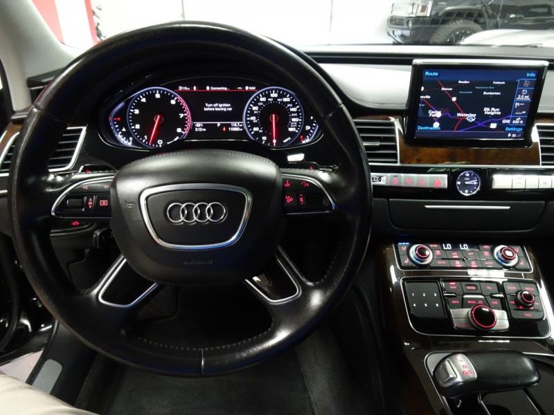 Audi A8 L 2015 price $20,995