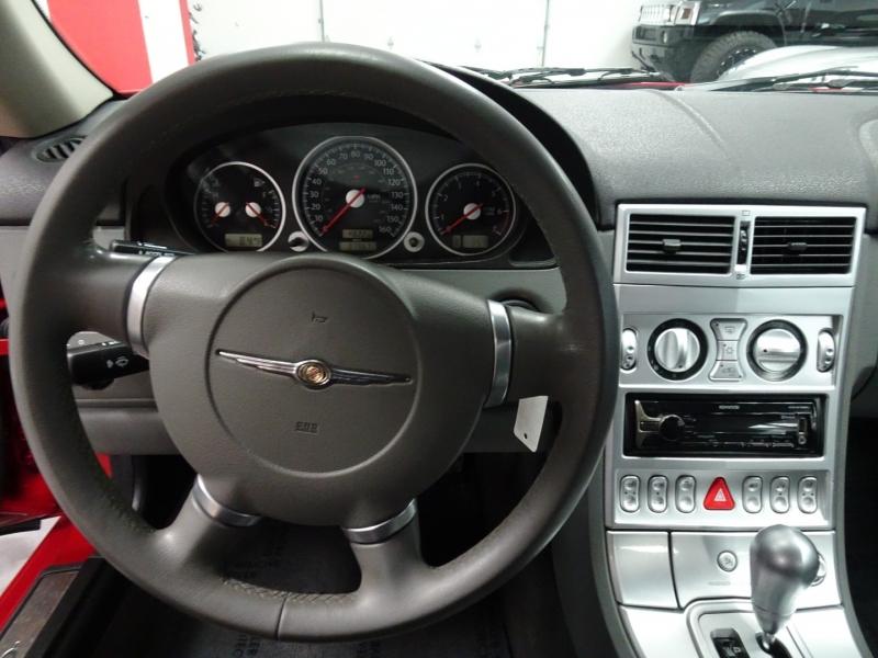 Chrysler Crossfire 2004 price $7,500