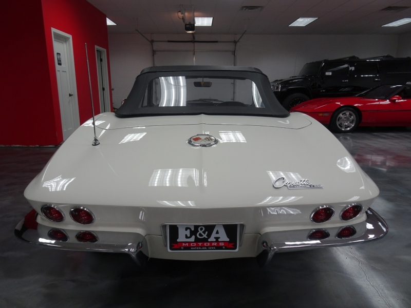 Chevrolet Corvette 1963 price $59,995