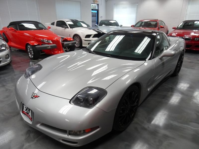 Chevrolet Corvette 1998 price $11,995