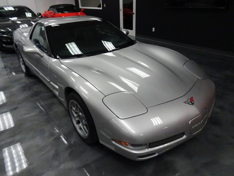 Chevrolet Corvette 2004 price