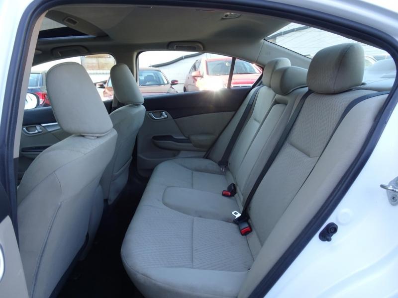 Honda Civic Sedan 2014 price