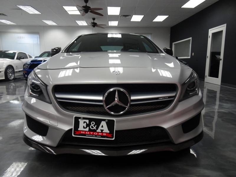 Mercedes-Benz CLA-Class 2014 price $26,995