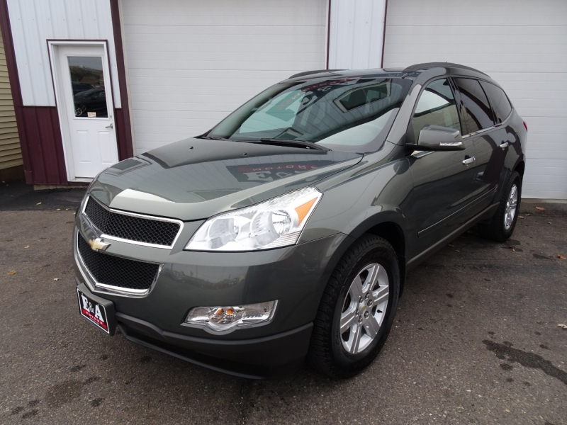 Chevrolet Traverse 2011 price $11,995