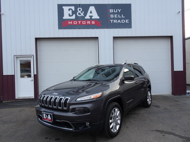 Jeep Cherokee 2017 price $14,500